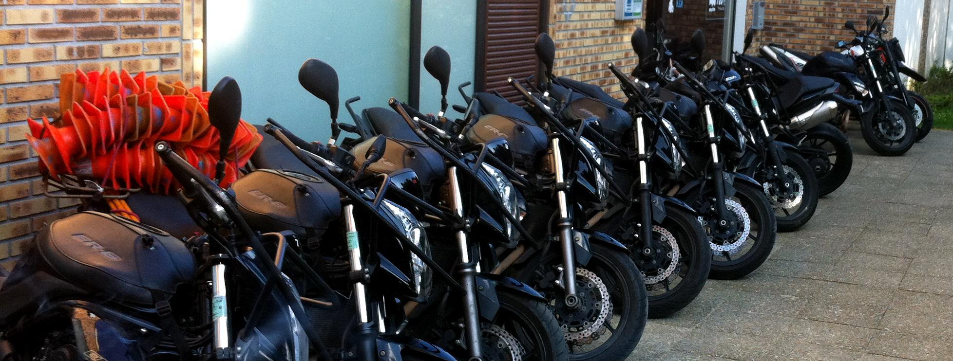 er6 permis moto val de marne
